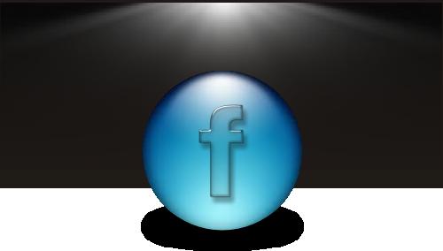 blue FB